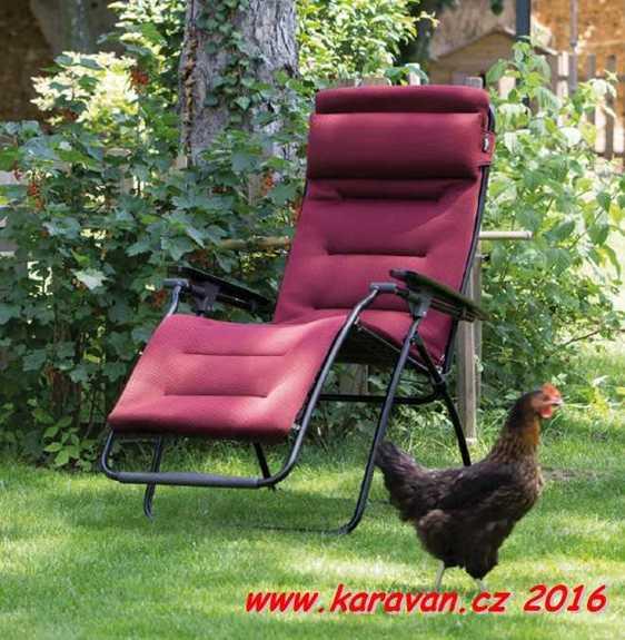 Charmant Skl 225 Dac 237 Relaxačn 237 Křeslo Lafuma Futura Air Comfort Xl